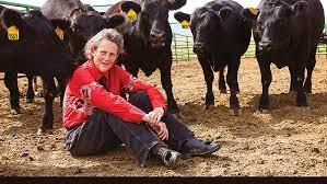 Dr Temple Grandin